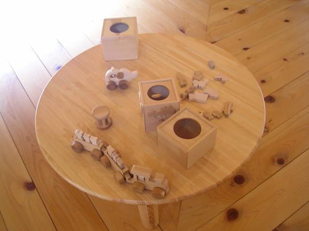 Photos: 高知県産材木工品工房3