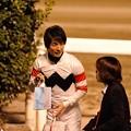 Photos: [東京大賞典2013]WCにもよってファンサービスをする幸。いい年越しになるかな