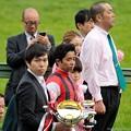 Photos: [140329中山11R日経賞]表彰式のみなさん