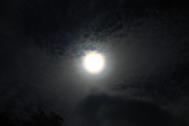 シルク雲(絹雲ではありません)は動かない