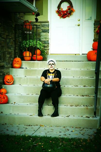 Happy Halloween~~~!