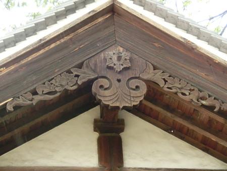 ... 編(61) 糸碕神社/拝殿