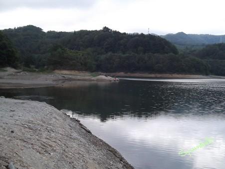 2012.9.2 前川ダム 島周辺