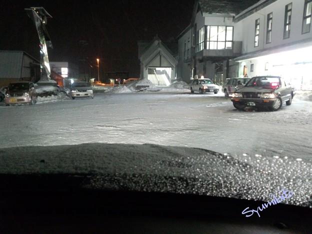 Photos: 雪国の夜