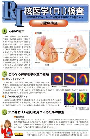 核医学(R1)検査 表