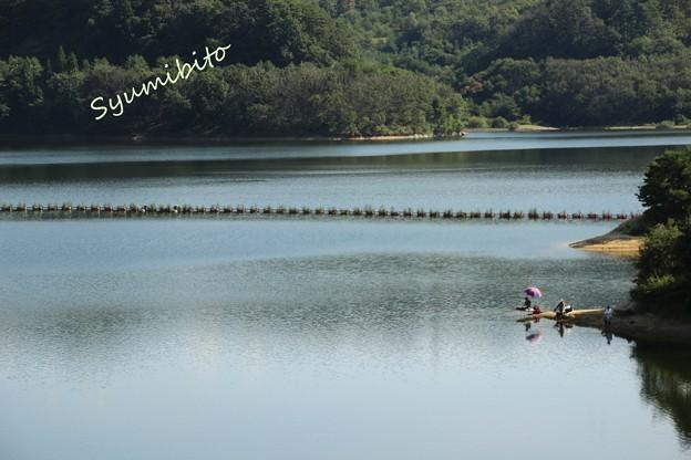 前川ダム 2013.8.29