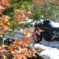 大山 ユキとバイク