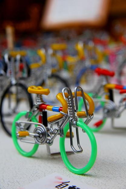 ハリガネ自転車