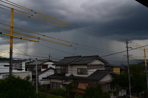 集中(ゲリラ)豪雨