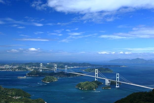 写真: 『絵葉書。。。』 ~しまなみ海道~