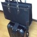 Photos: 20121112バッグとめるベルト(2)