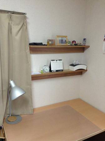 20130708無印良品 壁につけられる家具