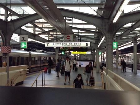 20130810JR大阪駅(3)