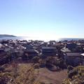 Photos: 20131123由比ケ浜を見下ろす
