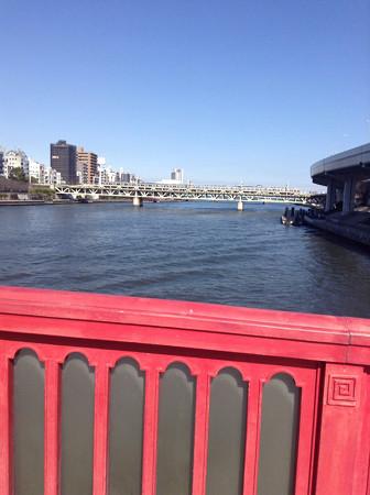 20140222吾妻橋にて