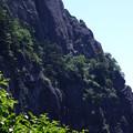 写真: 屏風岩