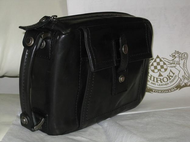 青木鞄 クラッチバッグ