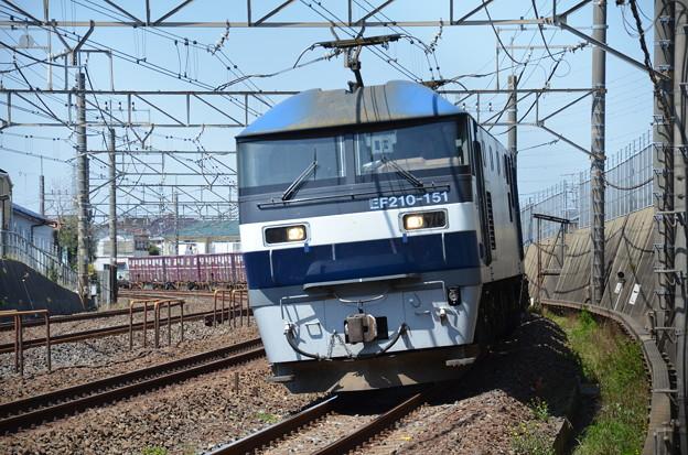稲毛カーブ2013/04/13-001