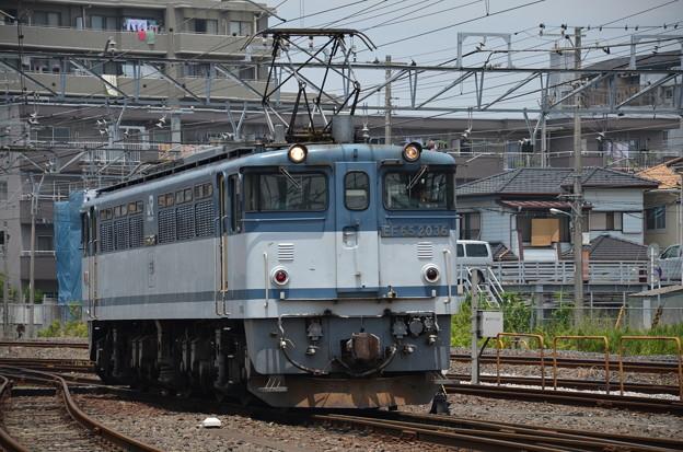 千葉機関区2013/07/14-001