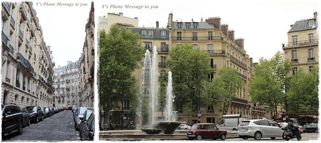 フランス街角