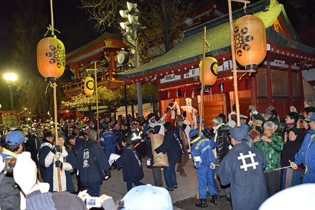 写真: 2013年夜祭4