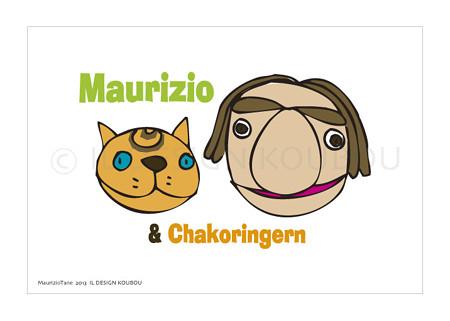 Maurizio & Chakoringern