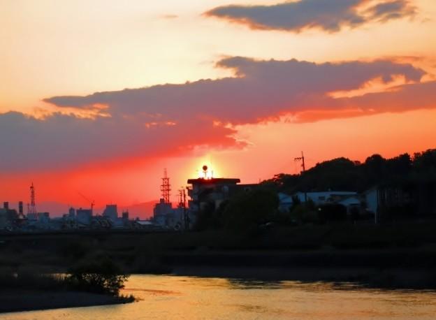 暁の鏡川.36