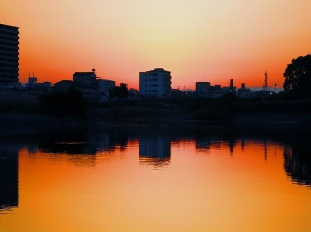 朝焼けの空・G