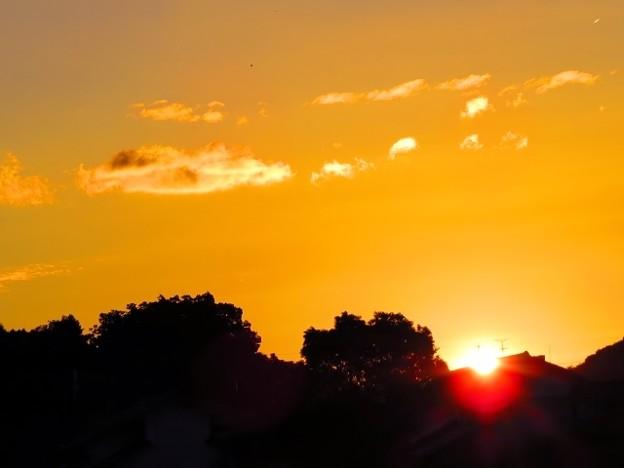 Photos: 9/26 夜明け前
