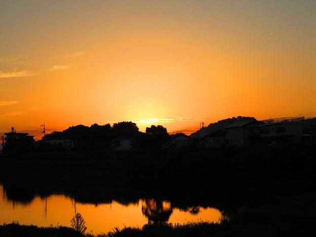 Photos: 9/21 夜明け前