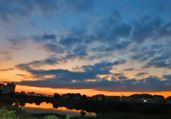 Photos: 9/20 夜明け前
