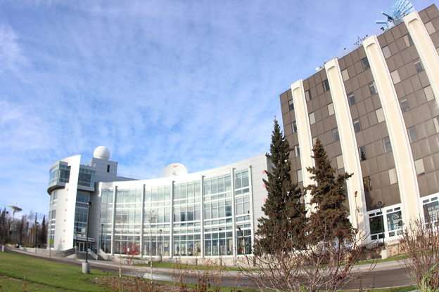 IARC - Akasofu Building