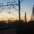 Photos: 初日の出前。