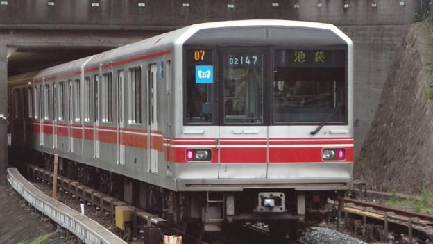 東京メトロ丸ノ内線02系 02-147F
