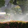 姫路市立美術館の噴水