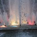 東遊園地の噴水(神戸・フラワーロード)