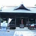 八王子神社の拝殿