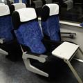 写真: 485系3000番代、普通車の座席