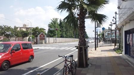 横田基地 第2ゲート