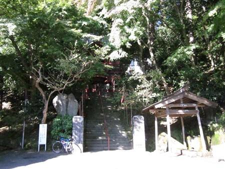 水澤寺 山門