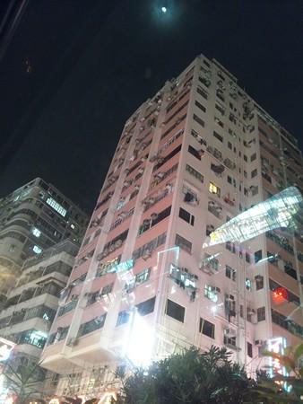 夜景@香港