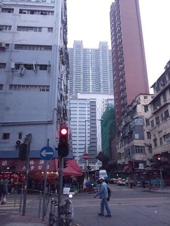 ホテル方向@香港
