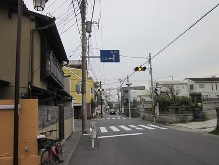 6.大仏方面へこの交差点左折