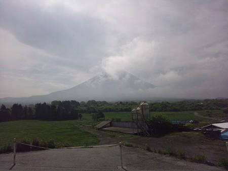 もう一つ富士山