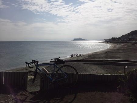 稲村ケ崎から江の島