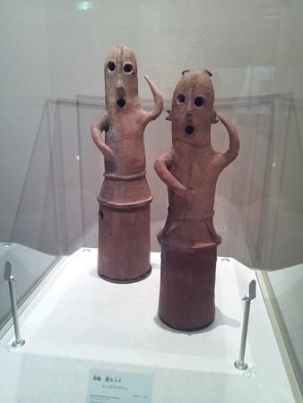 埴輪@東京国立博物館