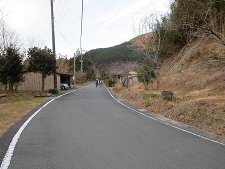 掛川市のとある道端とブルベライダー