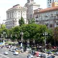 Photos: キエフの街並み
