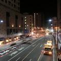 Photos: 水戸駅前の夜景