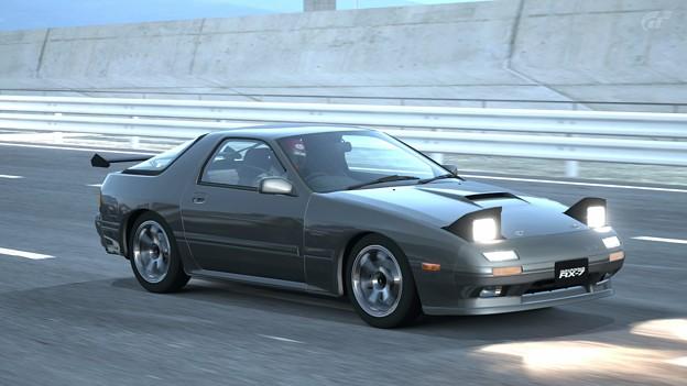 RX-7 GT-X(FC3S)